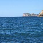 Mediterranean Sea in Port d'Andratx Mallorca