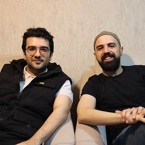 Koorosh and Mehrdad
